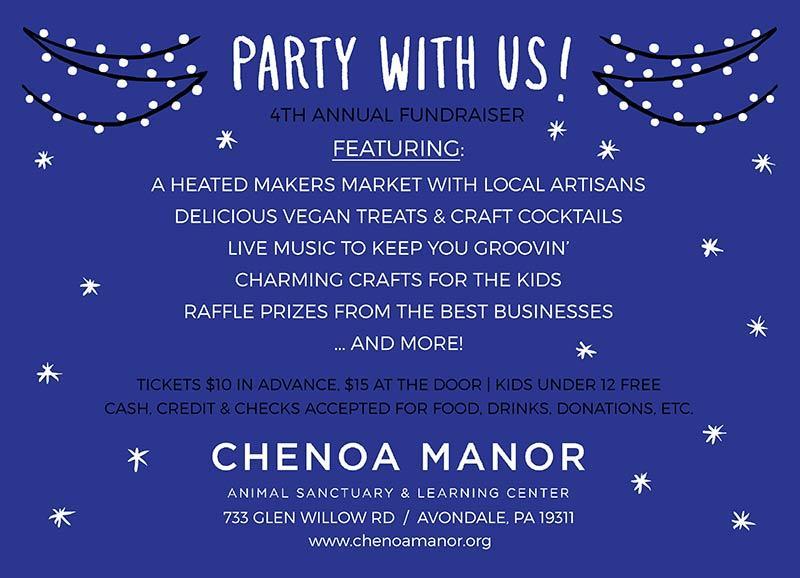 Chenoa Manor Winter Extravaganza