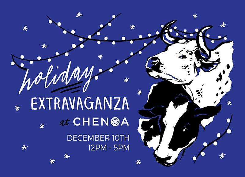 Chenoa Manor Holiday Extravaganza